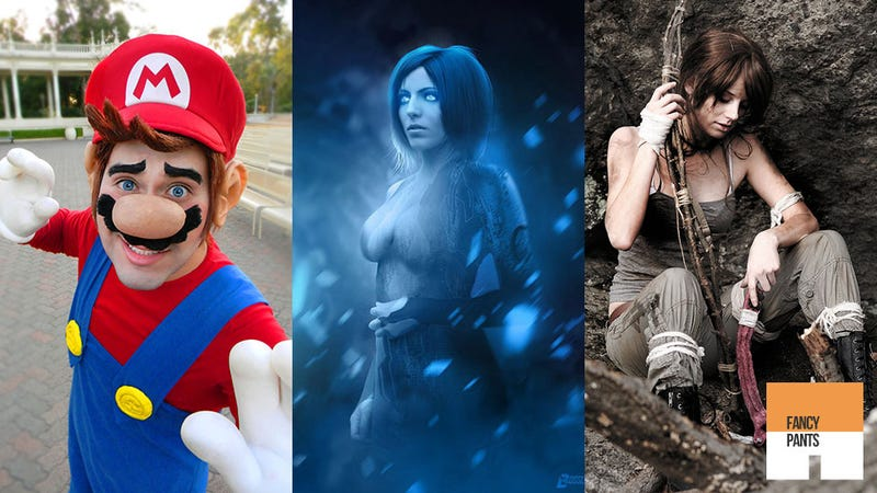 An Almost Perfect Week Of Video Game Cosplay