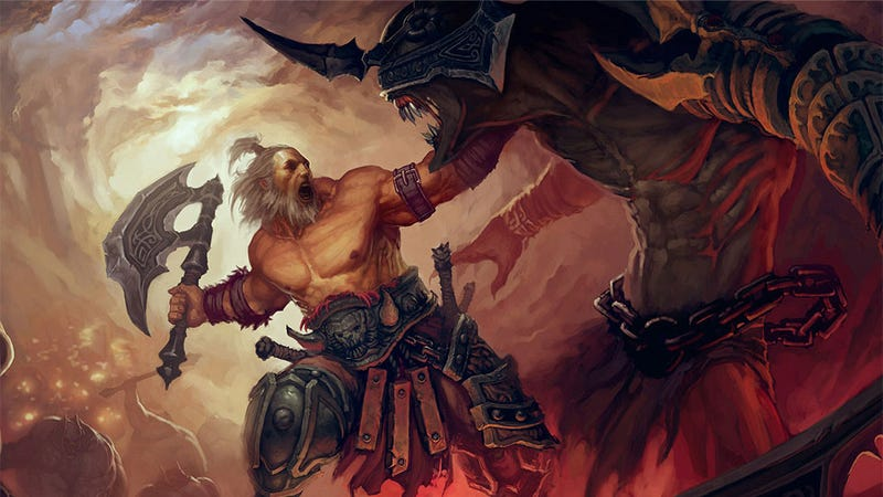 Blizzard Is 'Very, Very Serious' About Diablo for Consoles