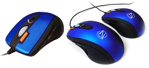 OCZ Equalizer Laser Gaming Mouse Frags 3 Per Click