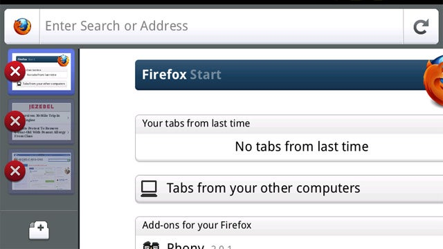 Firefox Mobile RC Is a Nearly-Done Browser Alternative for Android