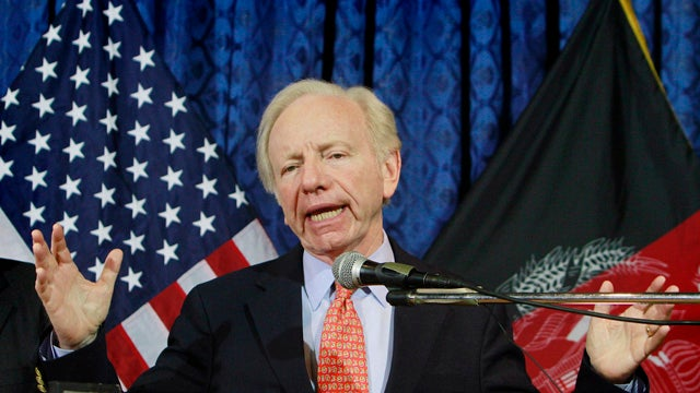 People's Champion Joe Lieberman Calls for 'Washington Spring'