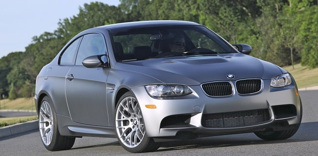 BMW To M3 Owners: Don't Wax Your Car, Ever