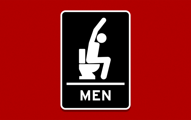 The Politics of Sitting Down To Pee