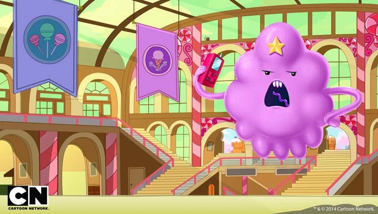 Cartoon Network Wants You To Test The Adventure Time MOBA