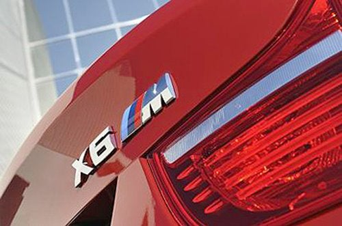 BMW X6 M: First Photos!