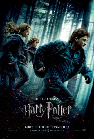 New Harry Potter 7 poster