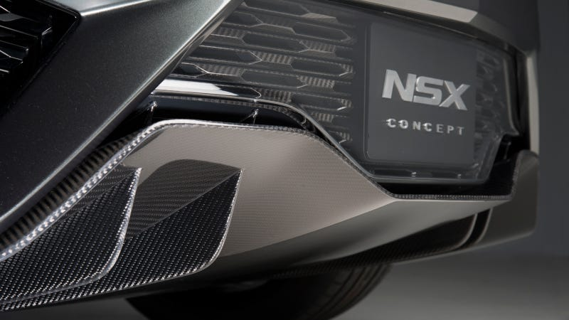 The Acura NSX Concept Is The Acura We Really Care About