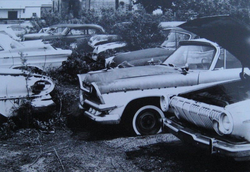Dodge Dealership Frozen in Time Gallery