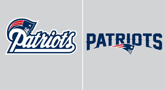 The Patriots Have A New Logo