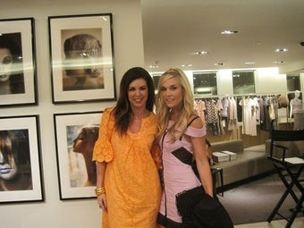 The Winners of Our Fashion's Night Out Scavenger Hunt