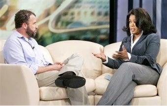 James Frey Implies He Knows Oprah's Big Secret