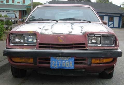 1976 Buick Skyhawk