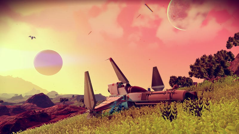 No Man's Sky: The Kotaku Review