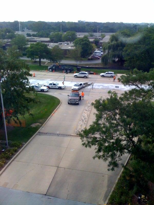 Don't Drive Through Wet Cement