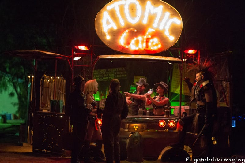 Behold the Atomic Cafe: Where Mad Max Would Get Wasted