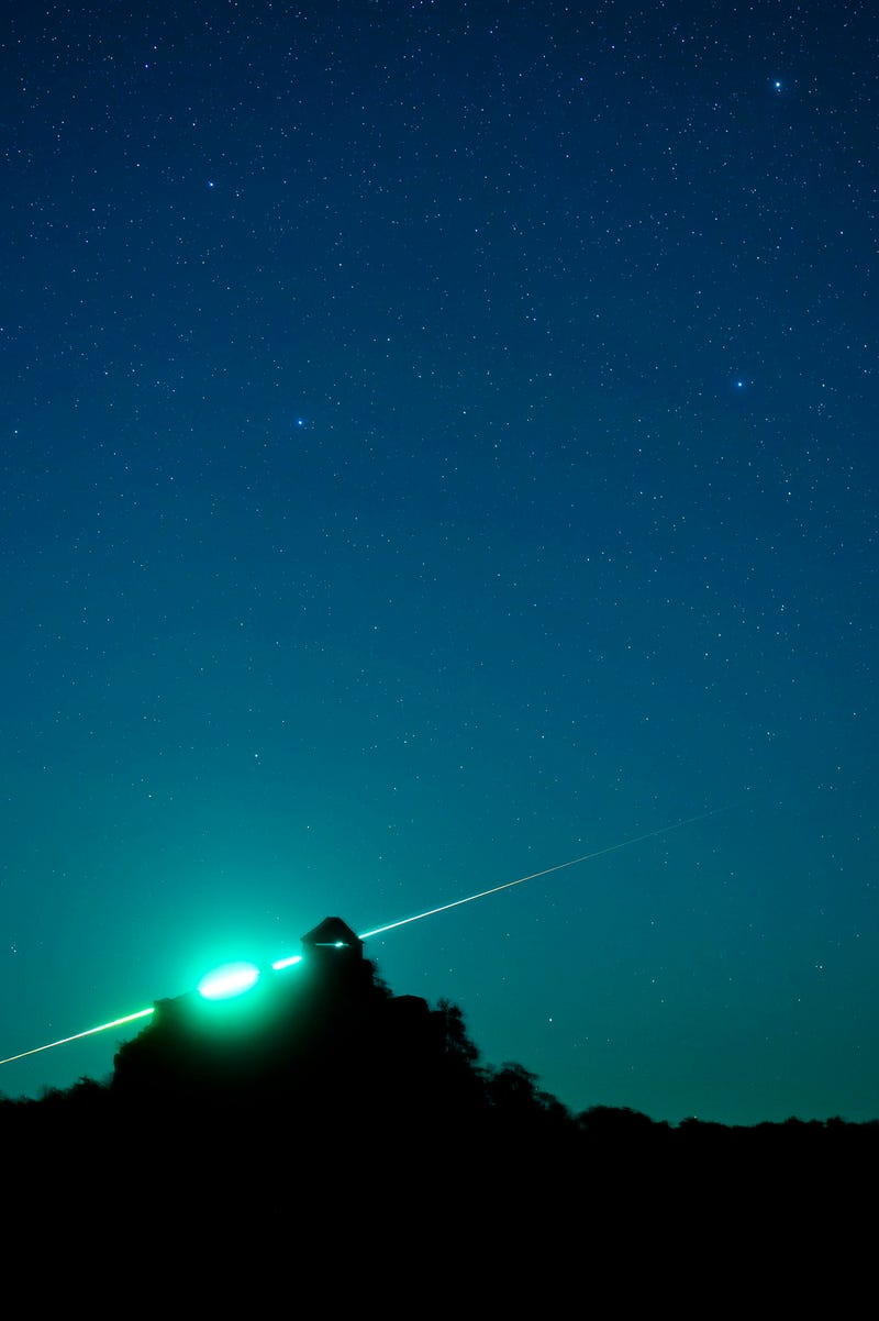Photographer Caught Stunning Meteor Instead of Spooky Asteroid