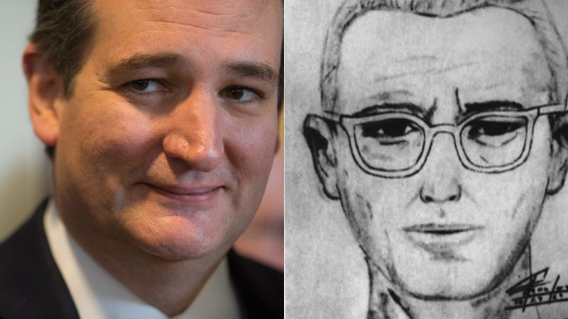 Close to 40% of Florida voters think Cruz may be Zodiac Killer