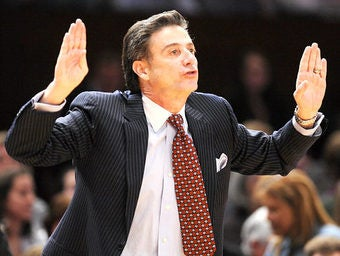 Rick Pitino Dismisses Reports He Will Soon Be Doing His Humping On The Floors Of New Jersey Diners