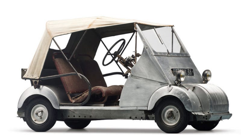 Forgotten Cars: If You Want To Be Cool, Scút Around In A Biscúter