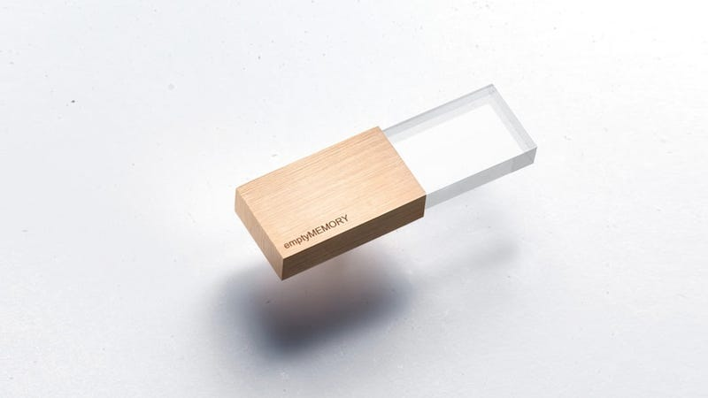 How Much Would You Pay for this Asspensive Artsy Fartsy Hollow Looking USB Drive?