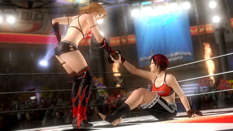 Dead or Alive 5: The Kotaku Review [Update]