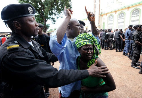 """Hillary Clinton: Violence Against Guinea Women """"Criminality Of The Greatest Degree"""""""