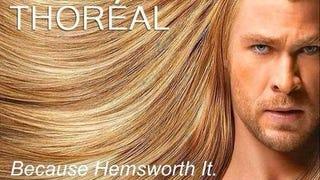 Thoreal Asgard: Because Hemsworth It.