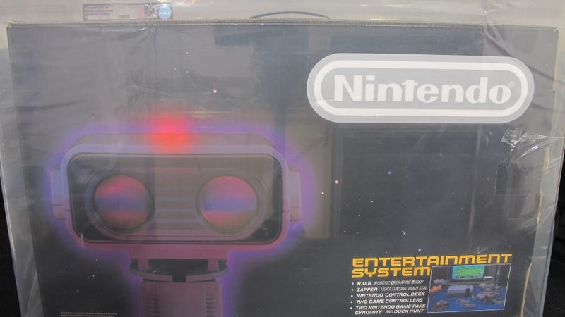 Would You Pay $16,000 for This Old Nintendo System?
