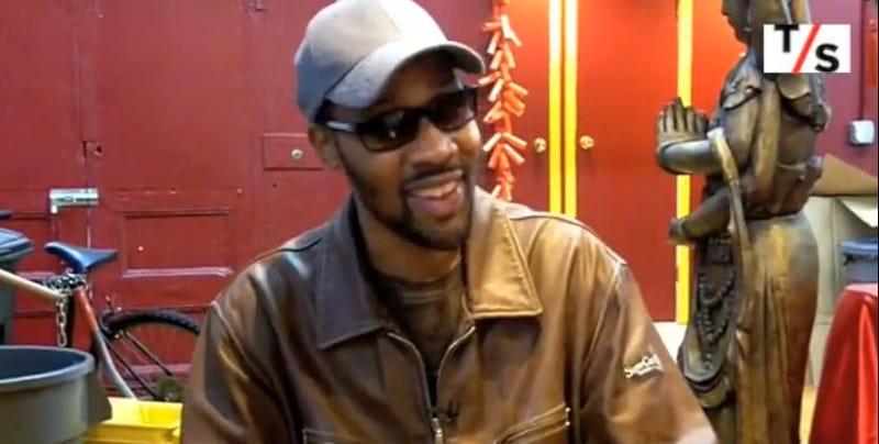 Wu-Tang Clan's RZA: Proud to Be a Geek