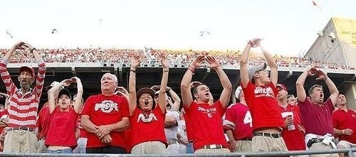 Ohio State Asks Fans To Stop Being Obnoxious Pricks For Five Seconds