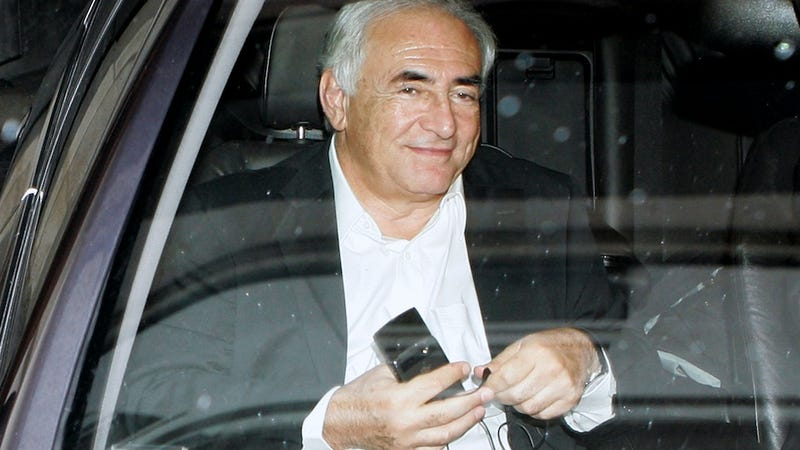 Dominique Strauss-Kahn Stars in World's Least Surprising Gang Rape Accusation