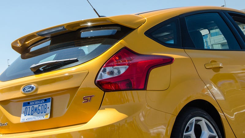 A Message From A Focus ST To Its Frustrated Owner