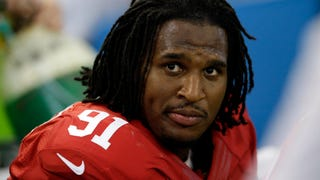 Ray McDonald Arrested Again, For Allegedly Violating Restraining Order
