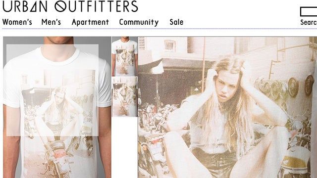 Urban Outfitters Sued Over New Line of Jailbait Casuals