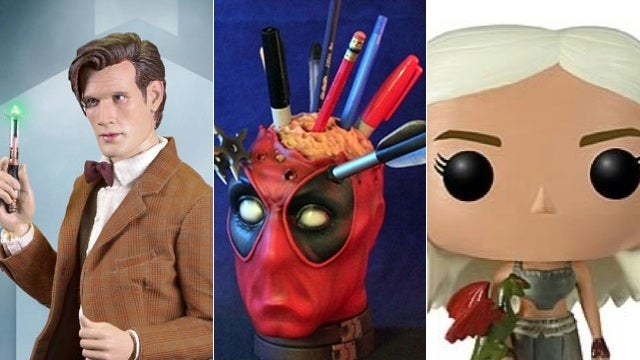 The Best Gifts for Action Figure Addicts and Collectors of Collectibles