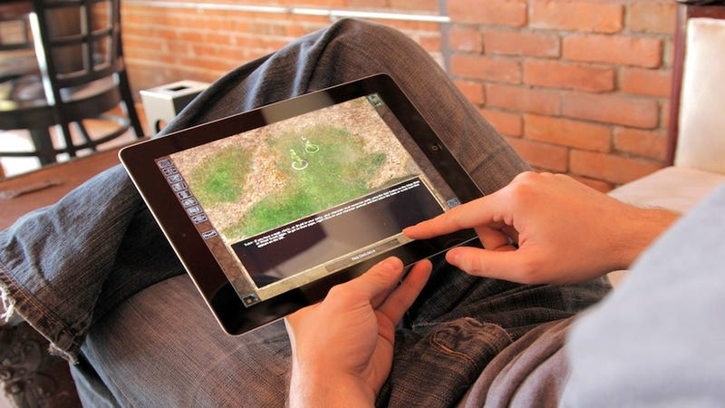 You'll Be Able To Play Baldur's Gate On Your iPad This Summer