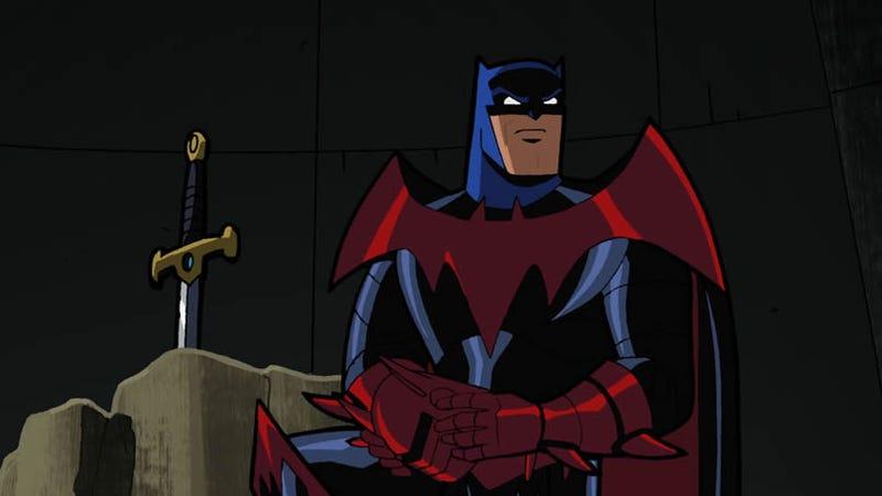 Meet The Not-So-Dark Knight