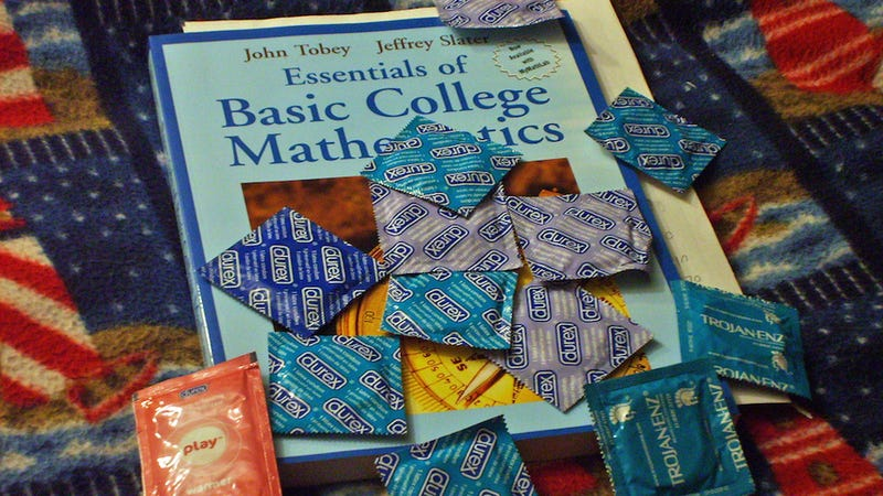Get Free Condoms from Your College Resident Assistant