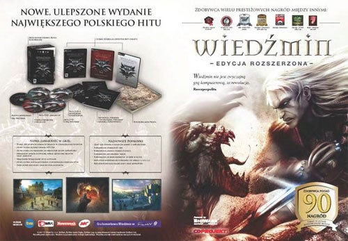 The Witcher Enhanced Edition Dated