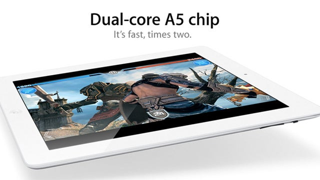 Early iPad 2 Benchmarks Suggest Web Performance Isn't Much Improved