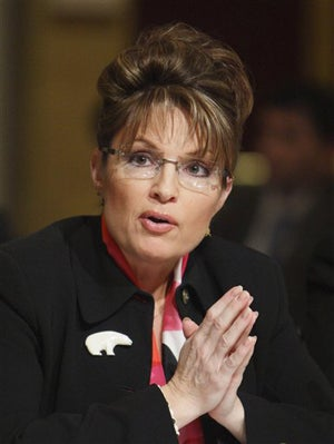 "Discussions Of Sarah Palin's ""Feminism"" Are (Mostly) Split Down Partisan Lines"