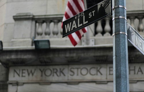 Financial Crisis Jumps Shark With Guided Tours of Wall Street