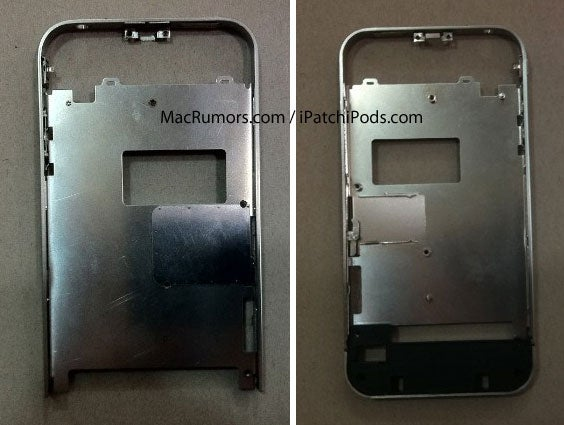 Next Generation iPhone Parts Uncovered?
