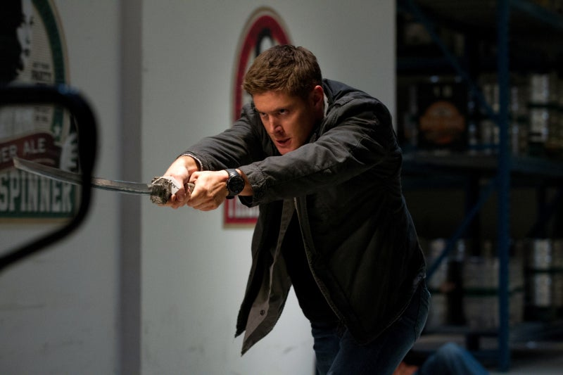 Supernatural 'Party On, Garth' Images