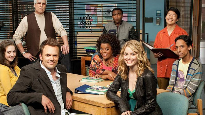 Sorry to Scare You, but Community's Premiere Has Been Delayed