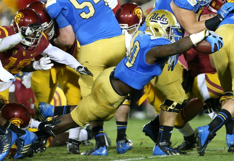 Myles Jack Is The Pac-12's Best Freshman On Both Sides Of The Ball