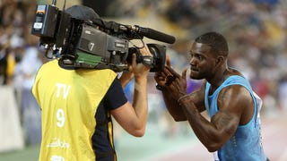 "Why Was Justin Gatlin ""Kicked Out"" Of Beijing?"