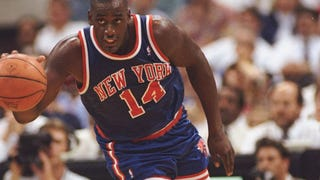 Anthony Mason Was From The Future