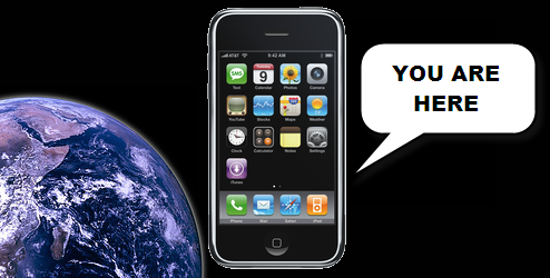 How Your Location-Aware iPhone Will Change Your Life