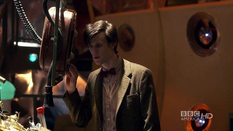 All of Time and Space, Anywhere and Everywhere: Doctor Who is back!